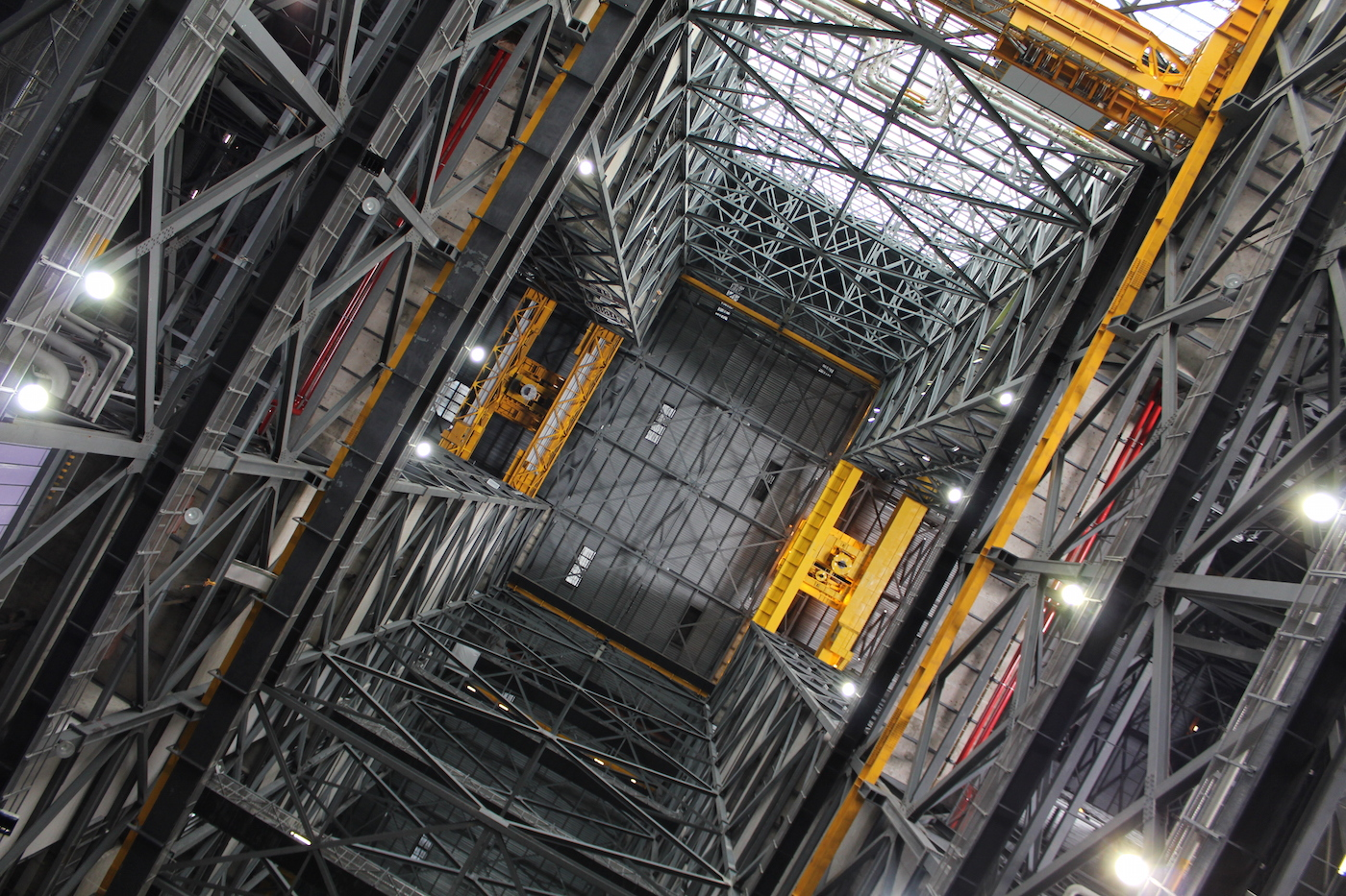 NASA's Vehicle Assembly Building