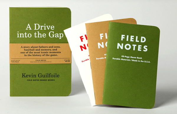 "Field Notes Colors: The ""Day Game"" Edition"