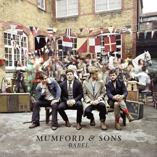 Pre-order: Babel (Deluxe Edition) by Mumford & Sons