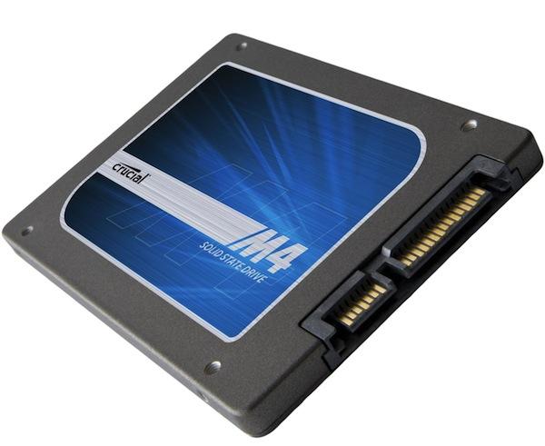 Crucial 256 GB m4 2.5-Inch SSD