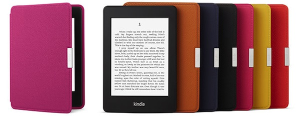 Leather Cover for Kindle Paperwhite