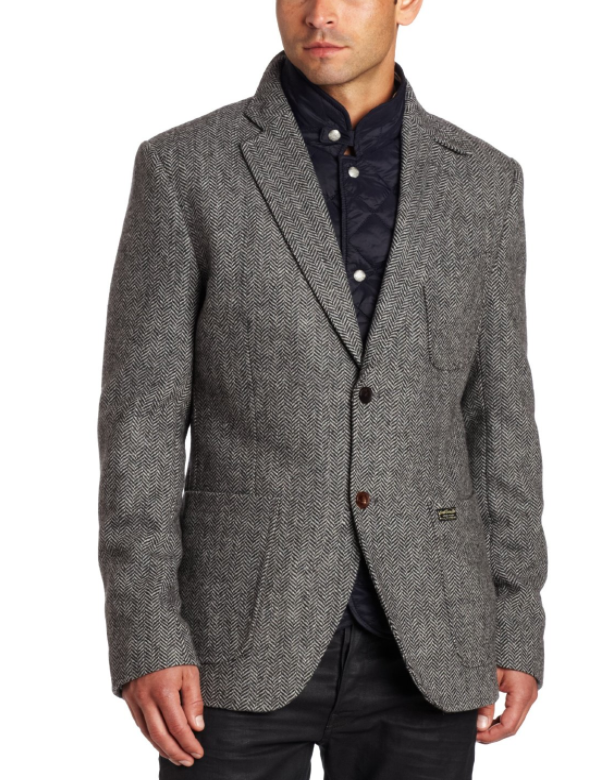 Scotch & Soda Men's Outdoor Jacket