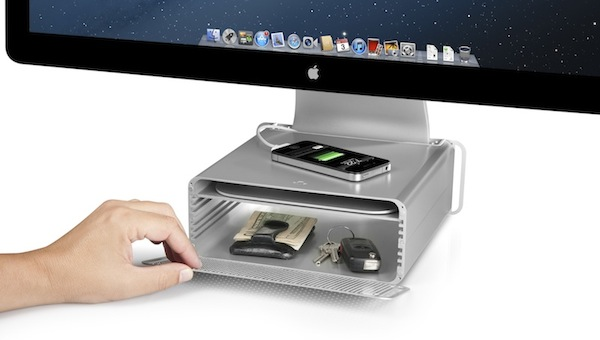 HiRise Stand for iMac and Cinema Display