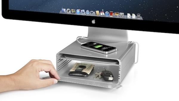 HiRise Stand for iMac and Cinema Display