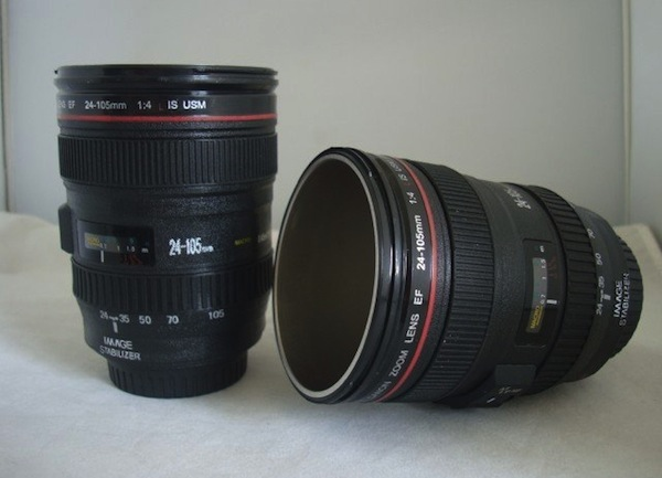 24-105mm Travel Coffee Mug