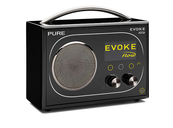 Evoke Flow Portable Internet and FM Radio