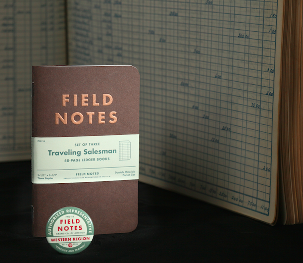 Field Notes: The Traveling Salesman Edition
