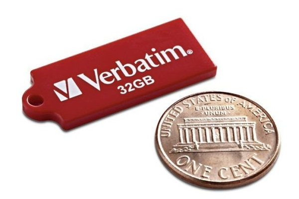 Verbatim TUFF 'N' TINY USB Drive