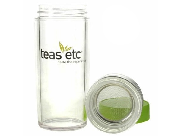 Teas, Etc. 3-Piece Travel Mug Set
