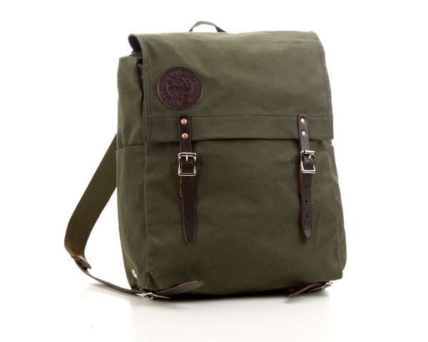 Duluth Pack's Scoutmaster bag