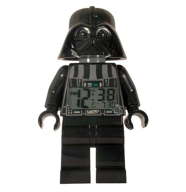 Darth Vader Mini-Figure Alarm Clock