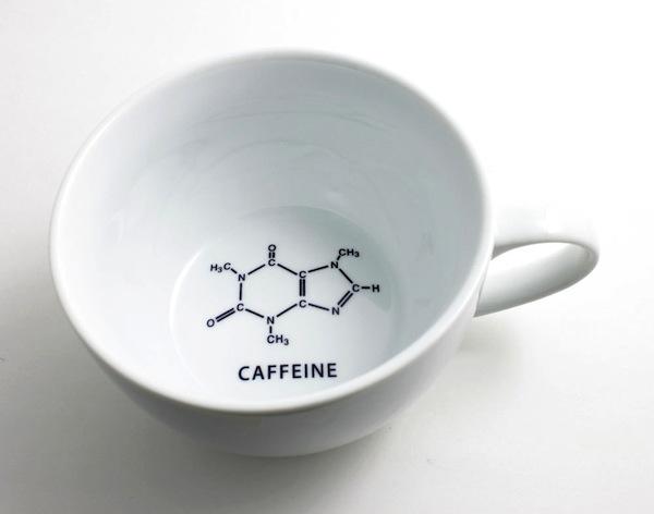 Caffeine Chemistry Coffee Cup