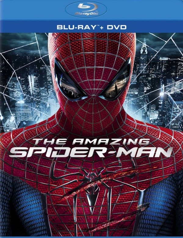 'The Amazing Spiderman' on Blu-Ray