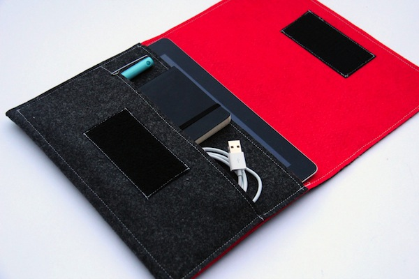 iPad Mini Sleeve Case and Cover Organizer