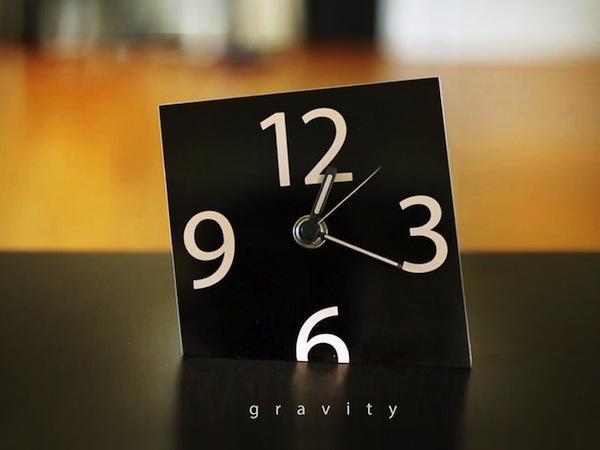 The Gravity Clock