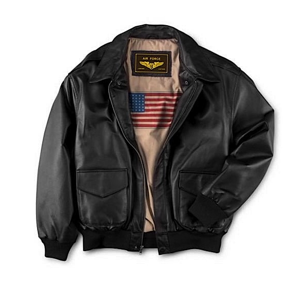 A-2 Flight Leather Bomber Jacket