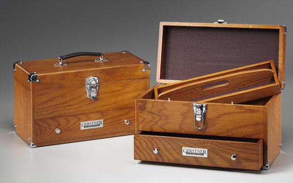 Gerstner Wooden Toolbox