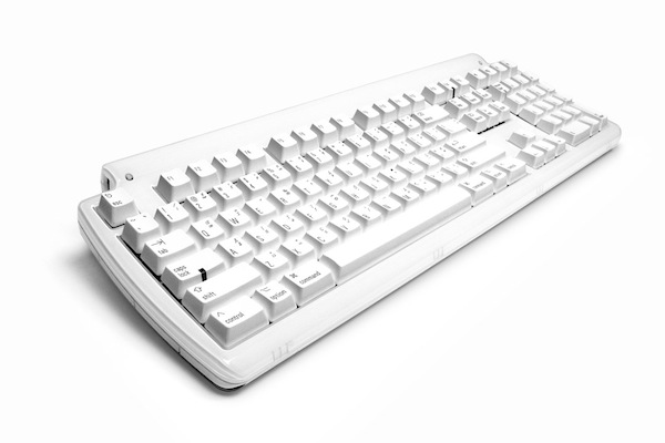 Matias' New Tactile Keyboards for Mac