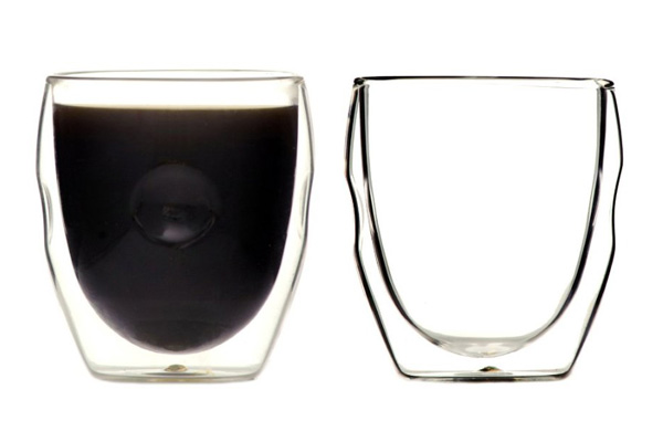 Moderna Artisan Double-Wall Thermo Glasses