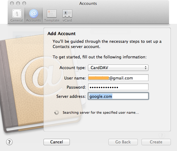 Google Contacts: Can I Use Google CardDAV Sync On My Mac?