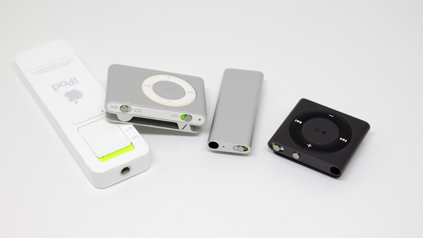 The History Of The Ipod Shuffle 512 Pixels